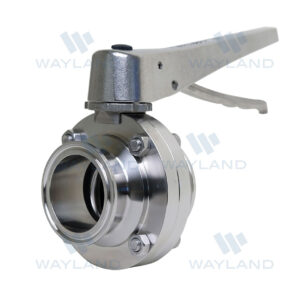 Tri Clamp Butterfly Valves