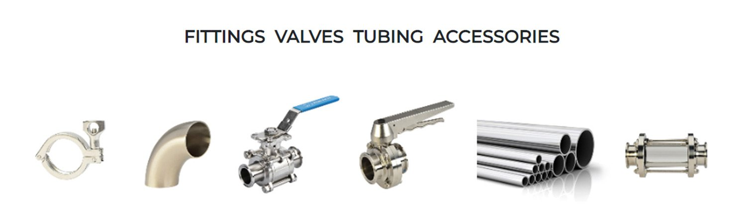 Fittings Valves Tubing Accessories